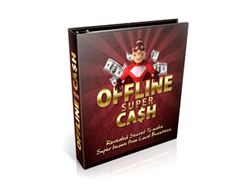 Free PLR eBook – Offline Super Cash