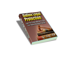 Free PLR eBook – Online Legal Protection