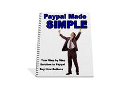 Free PLR eBook – PayPal Made Simple