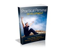 Free PLR eBook – Practical Personal Development