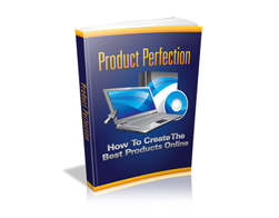 Free MRR eBook – Product Perfection