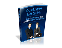 Free PLR eBook – Quick Start Job Guide
