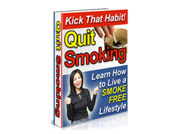 Free PLR eBook – Quit Smoking