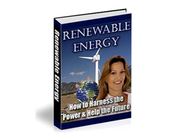 Free PLR eBook – Renewable Energy