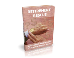 Free PLR eBook – Retirement Rescue