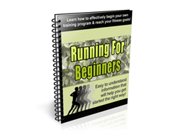 Free PLR Newsletter – Running for Beginners