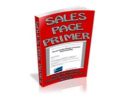 Free PLR eBook – Sales Page Primer
