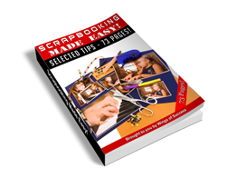Free MRR eBook – Scrapbooking Made Easy!