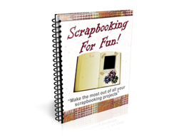 Free PLR Newsletter – Scrapbooking for Fun