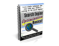Free PLR Newsletter – Search Engine Optimization Basics