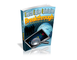 Free MRR eBook – Search Engine Optimization Breakthrough