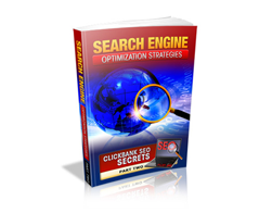 Free MRR eBook – Search Engine Optimization Strategies – Part 2