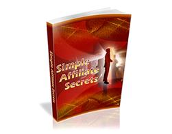 Free PLR eBook – Simple Affiliate Secrets