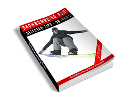 Free MRR eBook – Snowboarding Fun!