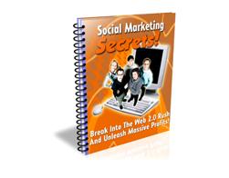 Free PLR eBook – Social Marketing Secrets!