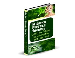Free PLR eBook – Sudoku Puzzle Secrets