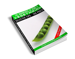 Free MRR eBook – The Advantages of Being a Vegetarian