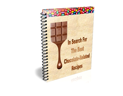 Free PLR eBook – The Best Chocolate-Related Recipes