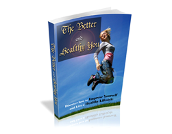 Free PLR eBook – The Better and Healthy You