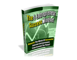 Free PLR eBook – The E-Entrepreneur Success Mindset