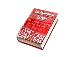 Free PLR eBook – The Insider's Guide to Selling Real Estate