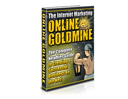 Free PLR eBook – The Internet Marketing Online Goldmine