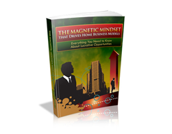 Free MRR eBook – The Magnetic Mindset that Drives Home Business Models