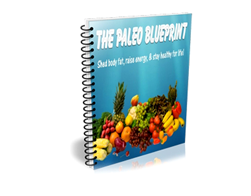 Free PLR eBook – The Paleo Blueprint