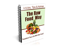 Free PLR Newsletter – The Raw Food Way