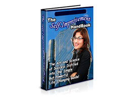 Free PLR eBook – The Self-Improvement Handbook