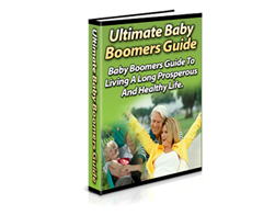 Free PLR eBook – The Ultimate Baby Boomer's Guide