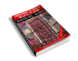 Free MRR eBook – Understanding the Basics of Quilting