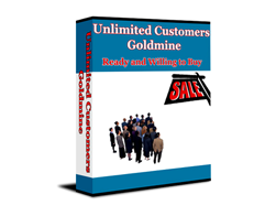 Free PLR eBook – Unlimited Customers Goldmine