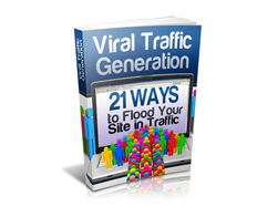 Free PUR eBook – Viral Traffic Generation