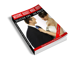 Free MRR eBook – Wedding Budget Made Easy!