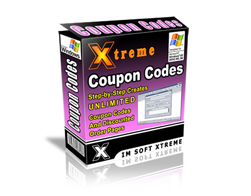 Free MRR Software – Xtreme Coupon Code Generator