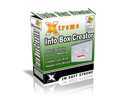 Free MRR Software – Xtreme Info Box Creator
