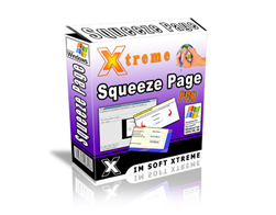 Free MRR Software – Xtreme Squeeze Page Generator