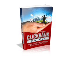 Free MRR eBook – Your ClickBank Market