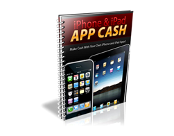 Free PLR eBook – iPhone and iPad App Cash