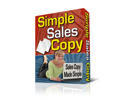 Free PLR Software – Simple Sales Copy