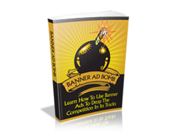 Free MRR eBook – Banner Ad Bomb