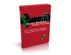 Free MRR eBook – Better Business Budget Planning