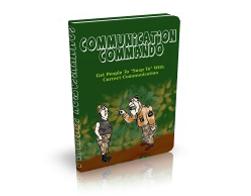 Free MRR eBook – Communication Commando