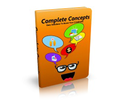 Free MRR eBook – Complete Concepts