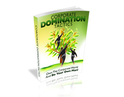 Free MRR eBook – Corporate Domination Tactics