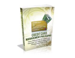 Free MRR eBook – Credit Card Management Philosophy
