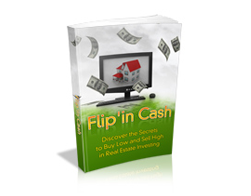 Free MRR eBook – Flip'in Cash