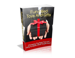Free MRR eBook – Fun-Filled Toys and Gifts