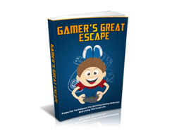 Free MRR eBook – Gamer's Great Escape